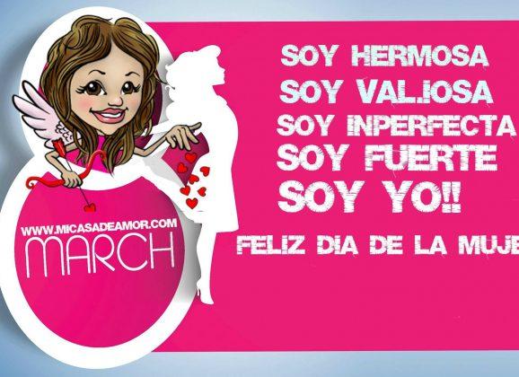 Happy International women Day.